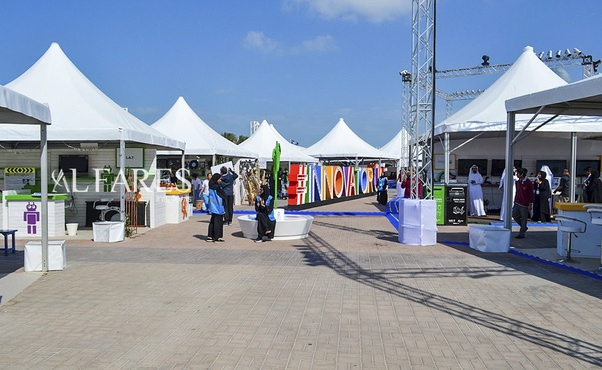 Al Fares Intl. Tents Global Tent is customized spherical tent offer you a magic environment and space for your Events Parties Exhibitions Festivals and ... & What are the ways to use event tents? - Quora