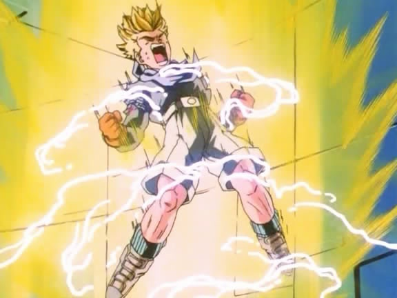 Do Trunks And Goten Ever Turn Super Saiyan 2 Why Or Why Not Quora