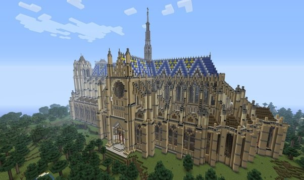 How to build cool stuff in Minecraft - Quora