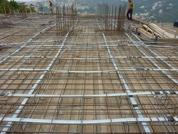 Residential Precast Concrete Slabs : What is the difference between normal slab and post