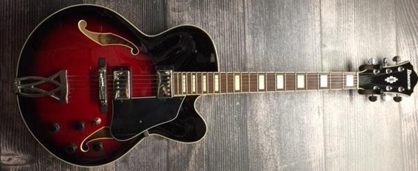 What is your favorite guitar to play jazzy riffs and chords on? - Quora