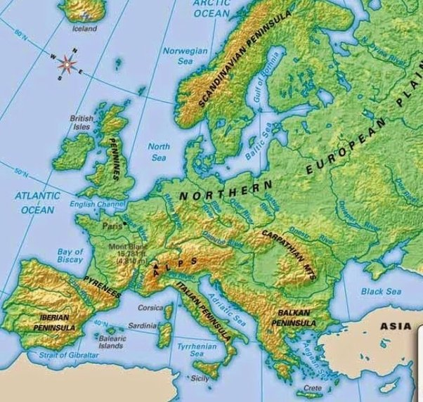 Why was china not as fractured as other regions in the world such as we can see unlike china europe has many large internal mountain chains indeed some mountain chains like the alps almost completely cut off one area gumiabroncs Image collections