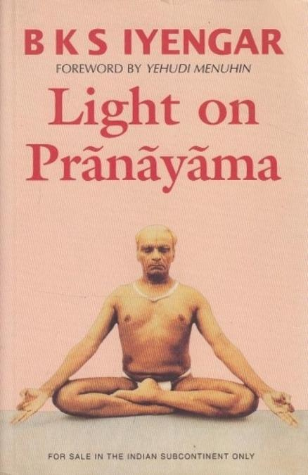 What are the best books on pranayama? - Quora