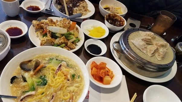 Is korean food healthy quora seafood gives you a lot of fat free carbohydrate and vegetables gives you iron and other vitamins so korean food is very healthy and good for health forumfinder Image collections