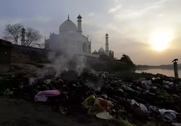 What Are The Effects Of Pollution On The Taj Mahal Quora