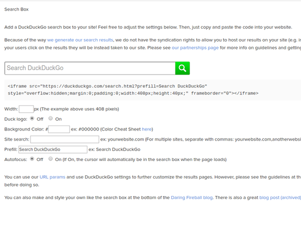 Duckduckgo Site Search With Ads The Search Results Will Take You To Duckduckgo Search Engine