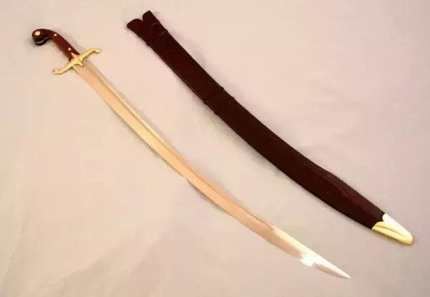 Mongolian Sword
