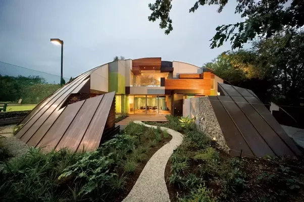 What are some of the most interesting home designs in architecture ...