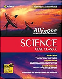 Which book is the best for math and science for class 10