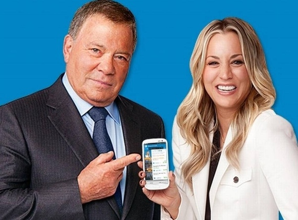 Why do people think Kaley Cuoco is William Shatner daughter? - Quora