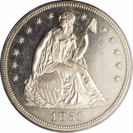What Is The Value Of A 1851 Silver Dollar Quora
