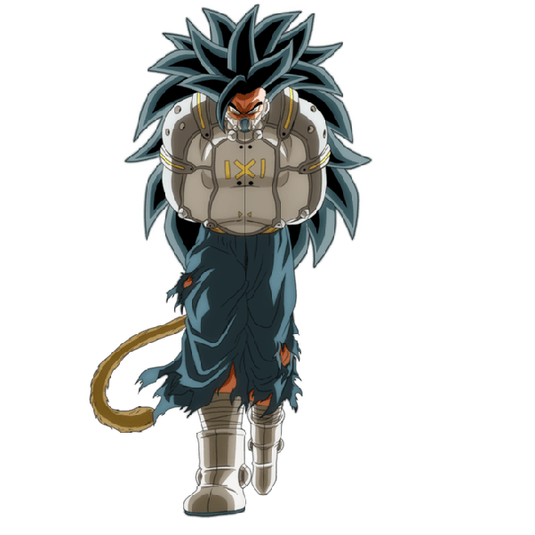 And The Anime Will Cast Several Non Canon Dragon Ball Characters Such As Cooler Lord Slug Fu Also Introduce A New Evil Saiyan Named Kanba