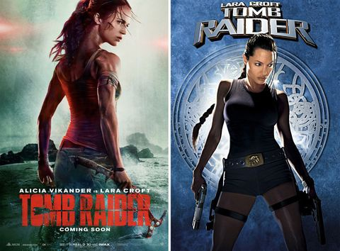 Which Movie Tomb Raider 2018 Or Tomb Raider 2001 Is The Best Quora