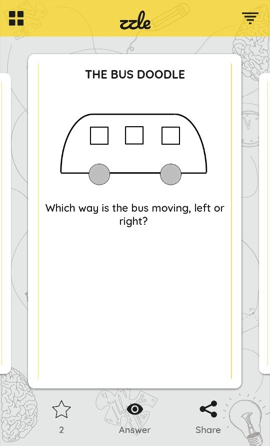 What are some of the best logic puzzle/brain teaser apps in