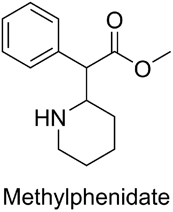 what is the chemical structure of methylphenidate