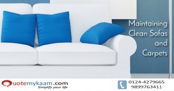 Quotemykaam Provides You With Excellent Sofa Dry Cleaning Services Kolkata At A Very Reasonable Cost Their Charges