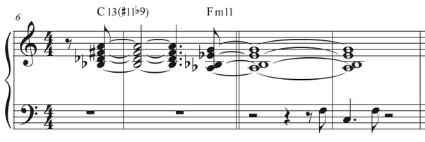 Do Jazz Musicians Think About Good Voice Leading In Their Chord