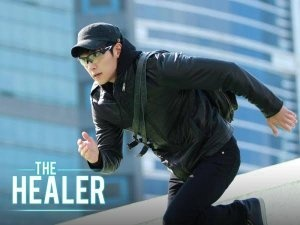 Where can I download the Korean drama Healer with English subtitles