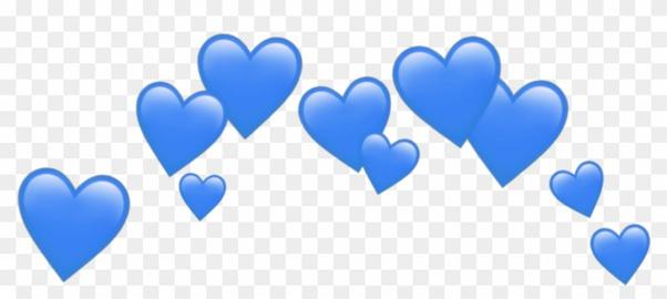 Sends emoji heart a guy a when The Definitive