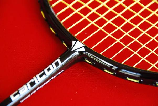 Pick badminton rackets based on skill