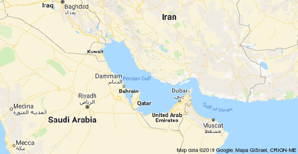 What are gulf countries and why they are called so? - Quora