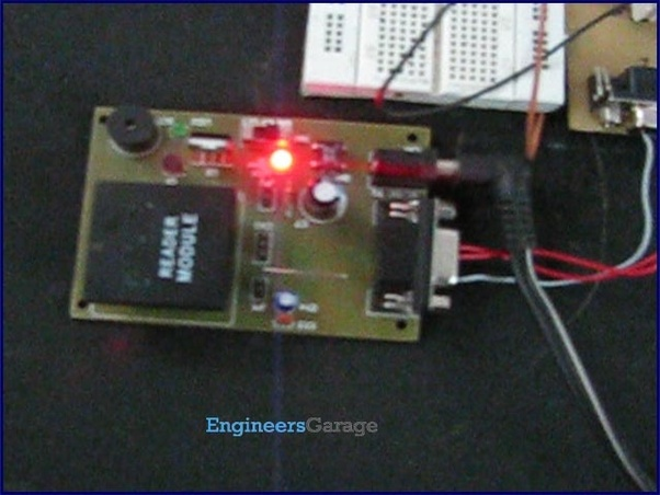 Can anyone have a clean source code for RFID interfacing
