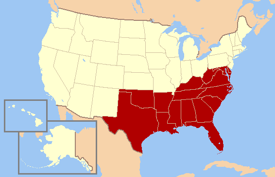 US Geography: What is the Mason-Dixon line? - Quora