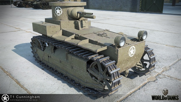 In World of Tanks, which tank at each tier is the fastest