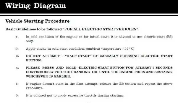 Is it better to self start royal Enfield classic 350 or kick start ...