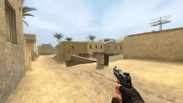 What are the most timeless video game maps of all time quora without a doubt the most iconic map in counterstrike it was first released in 2001 and is still the most popular cs map today 14 years later gumiabroncs Choice Image