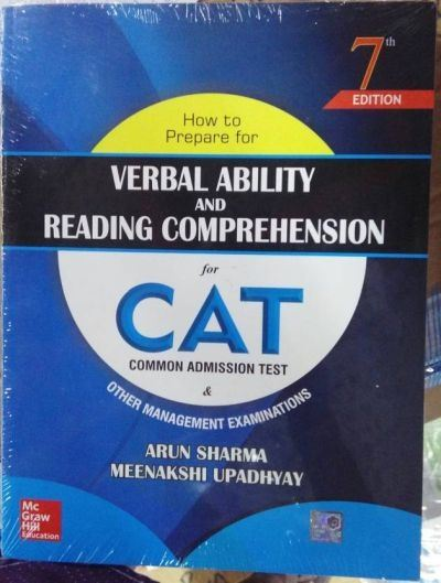 What is the best book for verbal ability for the cat quora answer wiki fandeluxe Choice Image