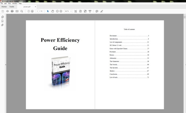 Is the Power Efficiency Guide real or a scam? - Quora
