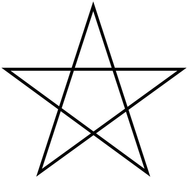 How Many Triangles Does A Star Have Quora