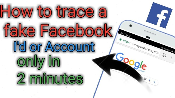 How to find out if someone is fake online