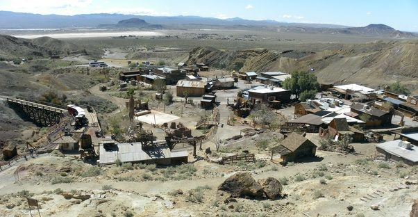 Abandoned Mines In California