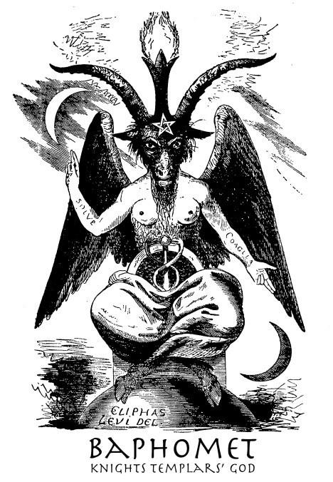 What Are Some Examples Of Satanic Symbols Quora