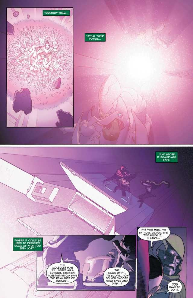 Who will win in a fight between Franklin Richards (Marvel