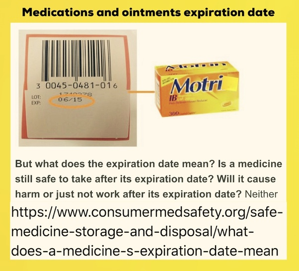 Can an expired ointment still be used? - Quora