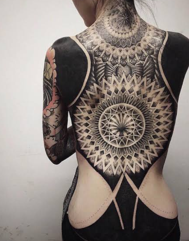 What are your thoughts on the Brutal Black tattooing movement/style ...