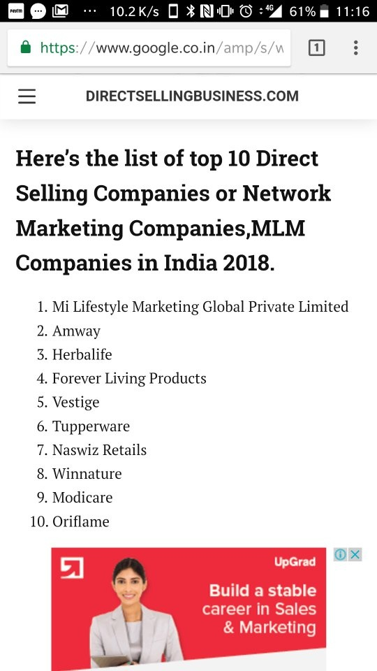 What is the best health MLM business in 2018? - Quora