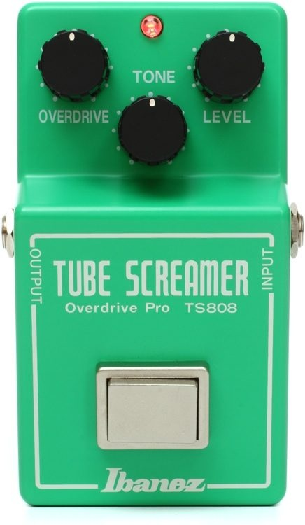 What's the best guitar overdrive pedal? - Quora