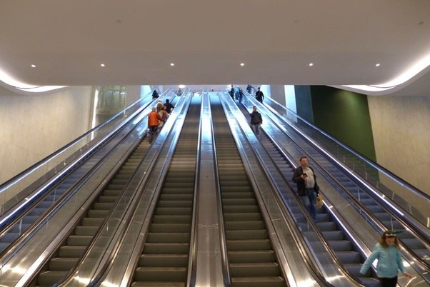 What S The Difference Between An Escalator Elevator And
