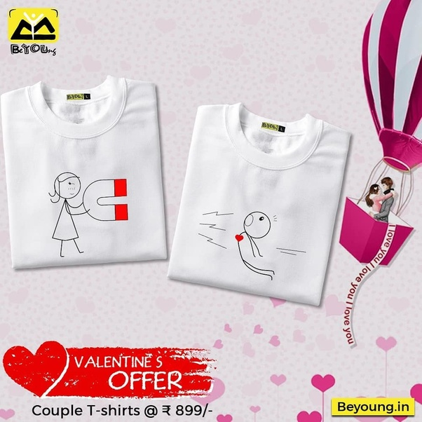 What Are The Benefits Of Using Couples Matching T Shirts Quora