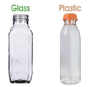 Ramah Lingkungan, Pilih Kaca atau Plastik?