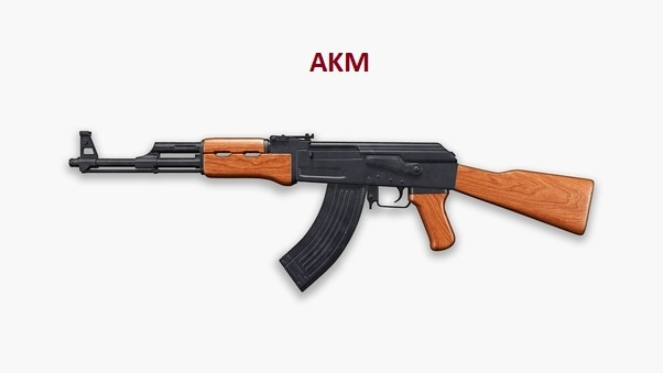 What are the best guns in PUBG Mobile? - Quora