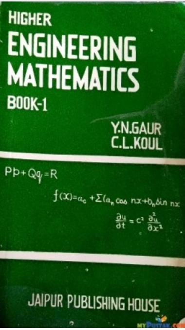Hk Dass Engineering Mathematics Volume 3 Pdf