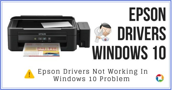 Then Chances Might Be That Drivers Are Not Compatible With The Window If Epson Printer Driver Is Unavailable By Installing And Updating