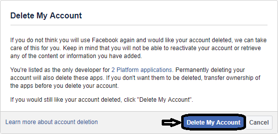 If u deactivate facebook can you reactivate it