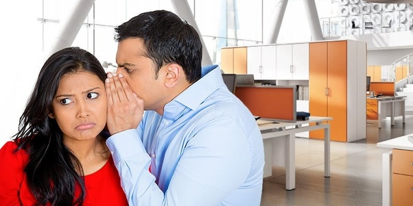 Image result for Use of gossip for your professional advantage