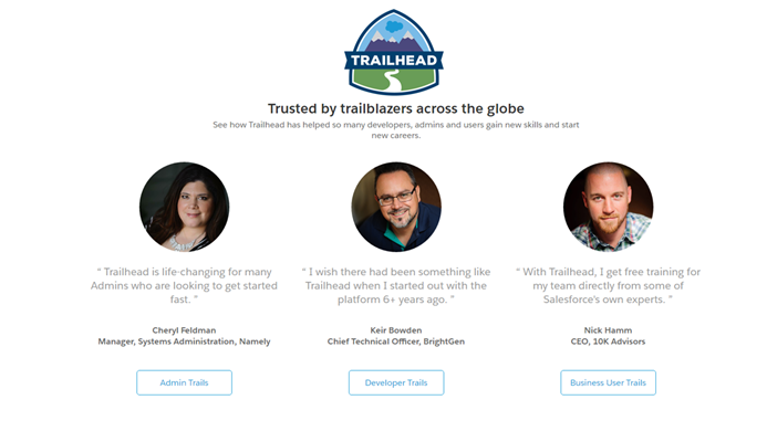 How well does Trailhead in Salesforce help developers? - Quora